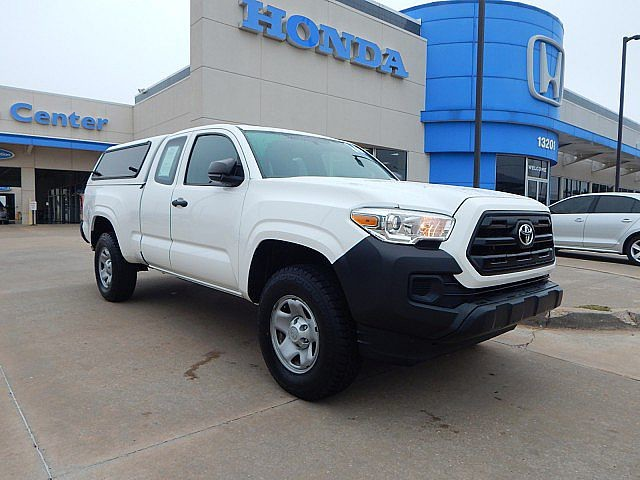Pre-Owned 2016 Toyota Tacoma SR | CUSTOM POWER WASH! | BH Honda! | 405-753-8700