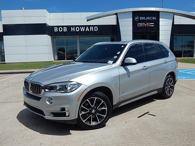 Pre-Owned 2017 BMW X5 xDrive35i AWD | BOB HOWARD BUICK GMC 405.936.8800 | CLEAN CARFAX | PANO ROOF | NAV | BLUETOOTH | AWESOOME RIDE!