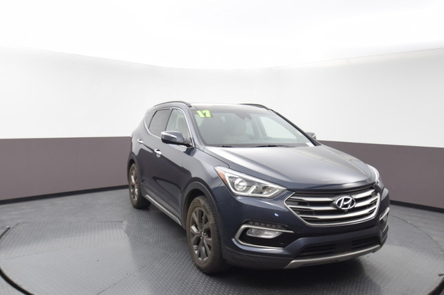 Pre-Owned 2017 Hyundai Santa Fe Sport 2.0T Ultimate SP Honda 918-491-0100