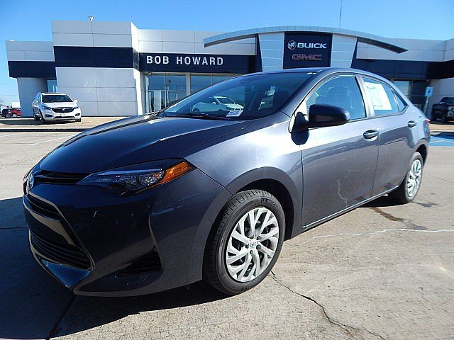 Pre-Owned 2017 Toyota Corolla CALL 405.936.8800 FOR MORE INFO! COROLLA LE EQUIPPED WITH BLUETOOTH, BACK UP CAMERA, AND REMOTE START! ONE OWNER! HURRY CALL NOW!