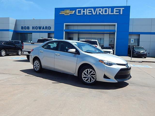Pre-Owned 2018 Toyota COROLLA | BOB HOWARD CHEVROLET 405-748-7700 | CLEAN CAR FAX | ONE OWNER | GREAT MPGS | FAMILY CAR |