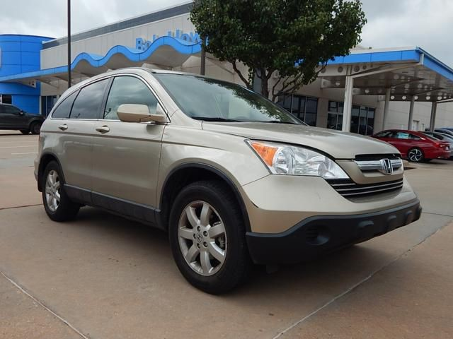Pre Owned 2007 Honda CR V EX L | LEATHER