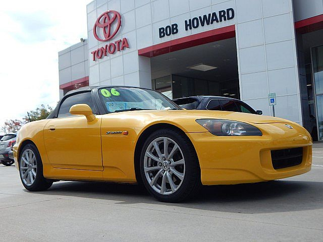 Pre-Owned 2006 Honda S2000 *****MANUAL**CALL BH TOYOTA**405-936-8600**