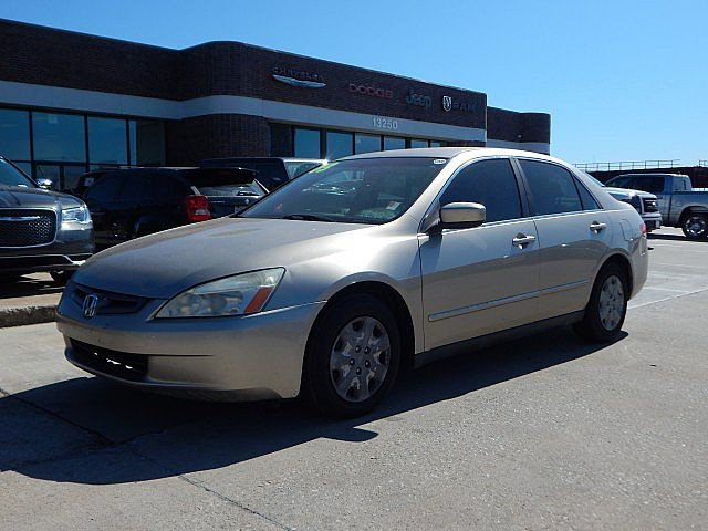 Pre-Owned 2003 Honda Accord Sdn LX | BOB HOWARD DODGE 405-936-8900