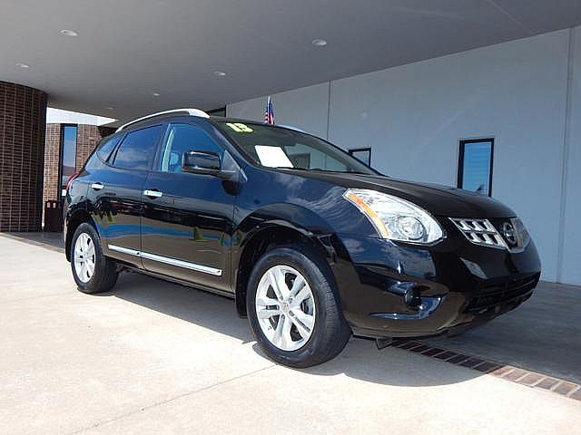 Pre-Owned 2013 Nissan Rogue SV | BOB HOWARD DODGE 405-936-8900 | NAV | ALLOYS | LOCAL TRADE