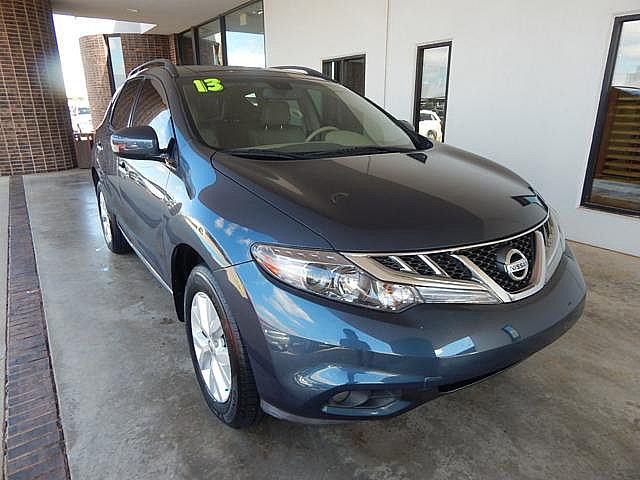 Pre-Owned 2013 Nissan Murano SL | BOB HOWARD DODGE 405-936-8900