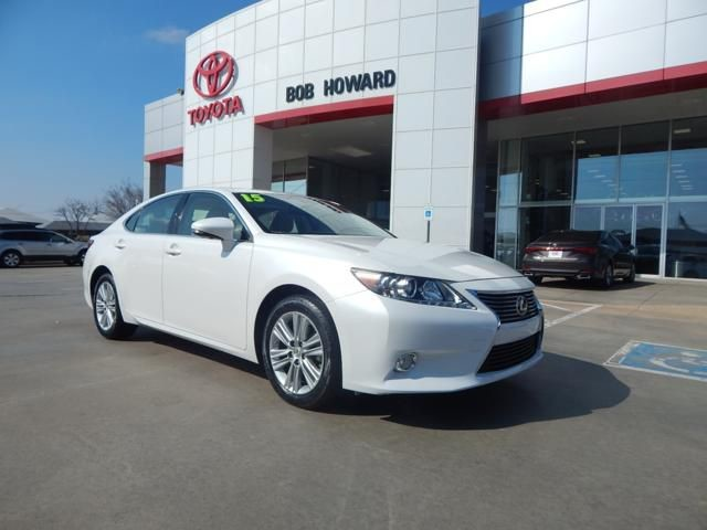 Pre-Owned 2015 Lexus ES 350 Crafted Line******VERY CLEAN**** CALL BH TOYOTA 405-936-8600