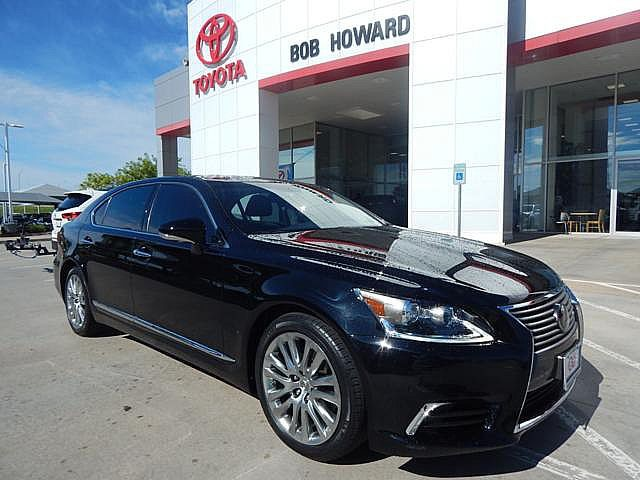 Pre-Owned 2017 Lexus LS LS 460 L***CALL BH TOYOTA***405-936-8600**