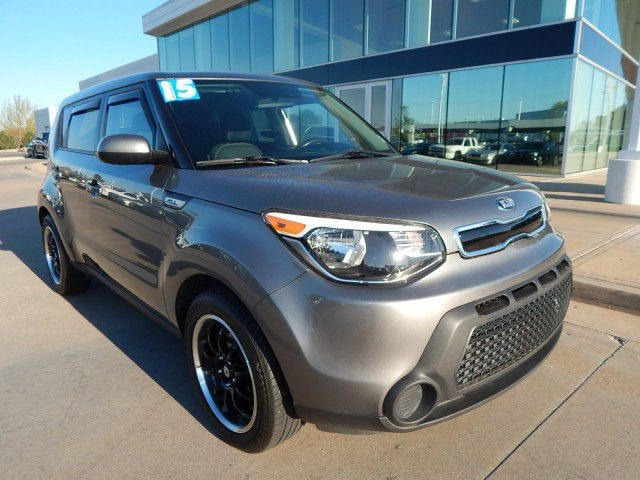 Pre-Owned 2015 Kia Soul +**GREAT FIRST CAR!! 918-663-4444**