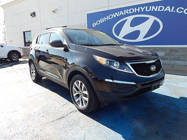 Pre-Owned 2016 Kia Sportage LX | BH Hyundai | 405-634-8900 | I-240 | ALL WHEEL DRIVE