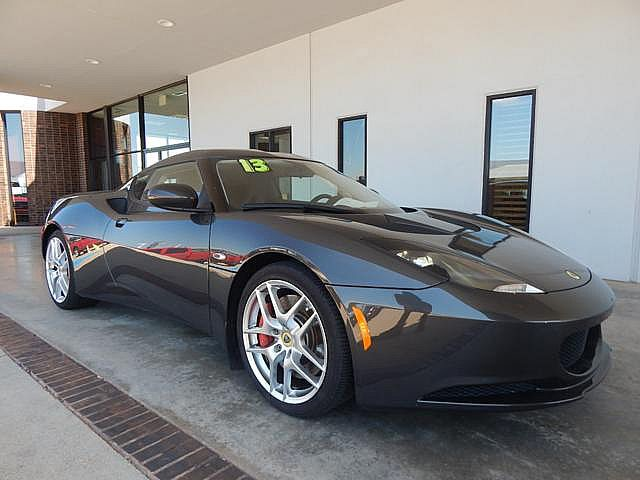 Pre-Owned 2013 Lotus Evora 2+2 | BOB HOWARD DODGE 405-936-8900 | RARE CAR | PRICED TO SELL |