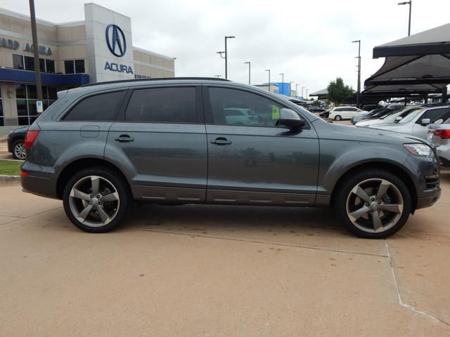 PreOwned Audi Q TDI AWD ONE OWNER NAVIGATION BACK - Audi q7 tdi