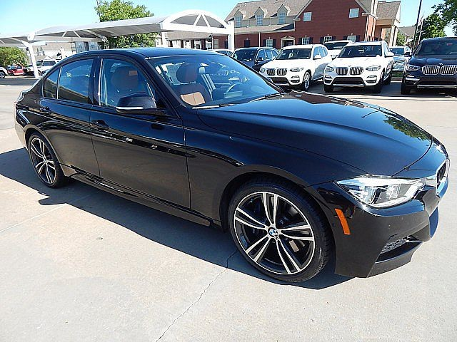 Pre-Owned 2017 BMW 3 Series 340i xDrive**M SPORT WITH BLIND SPOT NAVIGATION AND MORE!**