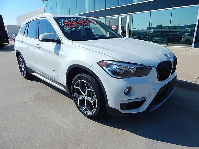 Pre-Owned 2017 BMW X1 sDrive28i **NEW BODY STYLE X1**