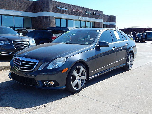 Pre-Owned 2010 Mercedes-Benz E-Class E 350 Sport | BOB HOWARD DODGE 405-936-8900