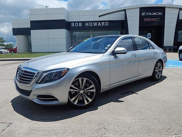 Pre-Owned 2016 Mercedes-Benz S-Class S 550 | BOB HOWARD BUICK GMC 405.936.8800 | 1 OWNER CLEAN CARFAX | HARD LOADED | LIKE NEW |. PANO ROOF | NAV