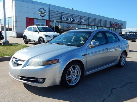 Pre-Owned 2007 Acura TL Navigation | LOCAL TRADE |
