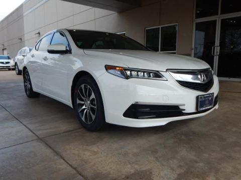 Pre-Owned 2016 Acura TLX | DRIVES GREAT | GREAT PRICE | ONLY AT BOB HOWARD ACURA CALL TODAY AT 405-753-8770!|