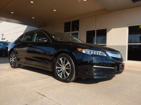 Pre-Owned 2017 Acura TLX | w/Technology Pkg | 1 OWNER | REAR VISION CAMERA | CHECK IT OUT!!! |