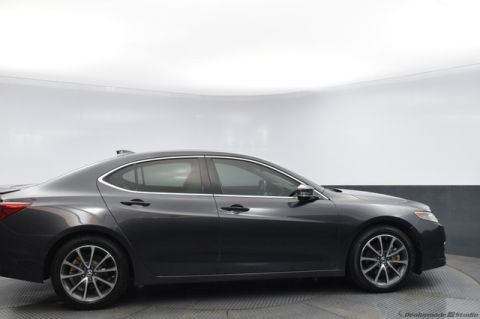 Pre-Owned 2015 Acura TLX V6 Tech| ONLY AT BOB HOWARD ACURA CALL TODAY AT 405-753-8770!|