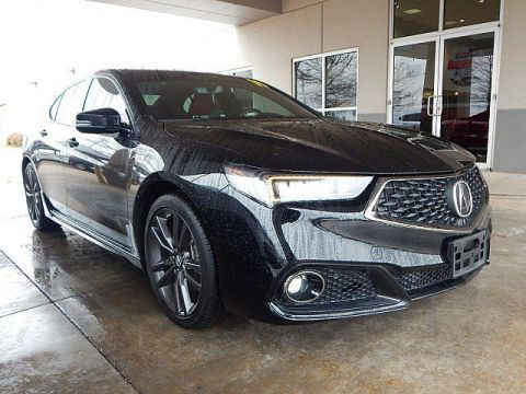 Pre-Owned 2019 Acura TLX w/A-Spec Pkg| ONLY AT BOB HOWARD ACURA CALL TODAY AT 405-753-8770!|