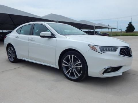 New 2019 Acura TLX 3.5 V-6 9-AT SH-AWD with Advance Package With Navigation