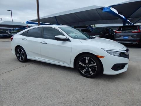 Pre-Owned 2017 Honda Civic Touring SP Honda 918-491-0100