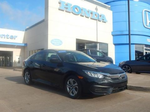 Pre-Owned 2018 Honda Civic Sedan LX | BLUETOOTH | BACKUP CAMERA | 405-753-8700 | Honda STORE! | CERTIFIED!