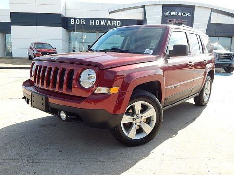 Pre-Owned 2016 Jeep Patriot Latitude 4x4
