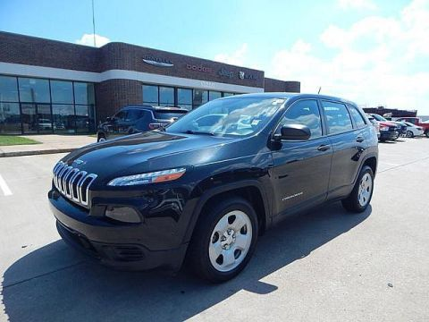 Pre-Owned 2015 Jeep Cherokee Sport | BOB HOWARD DODGE 405-936-8900
