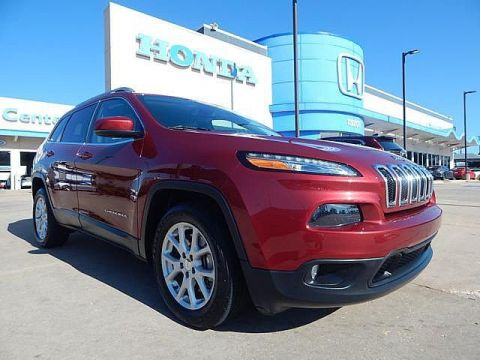Pre-Owned 2016 Jeep Cherokee Latitude | BH Honda! | 405-753-8700