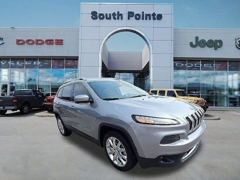 Pre-Owned 2015 Jeep Cherokee Limited | SOUTH POINTE CJD