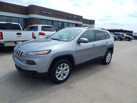 Pre-Owned 2017 Jeep Cherokee 75th Anniversary Edition | BOB HOWARD DODGE 405-936-8900