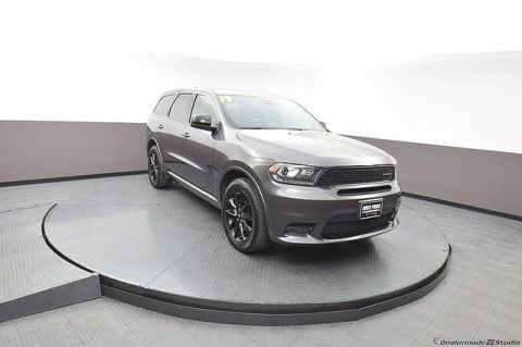 Pre-Owned 2019 Dodge Durango GT Plus