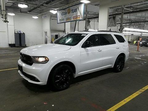 Pre-Owned 2017 Dodge Durango GT AWD SP Honda 918-491-0100