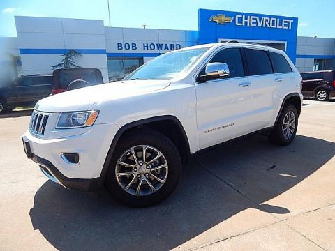 Pre-Owned 2016 Jeep GRAND CHEROKEE | BOB HOWARD CHEVROLET 405-748-7700 |