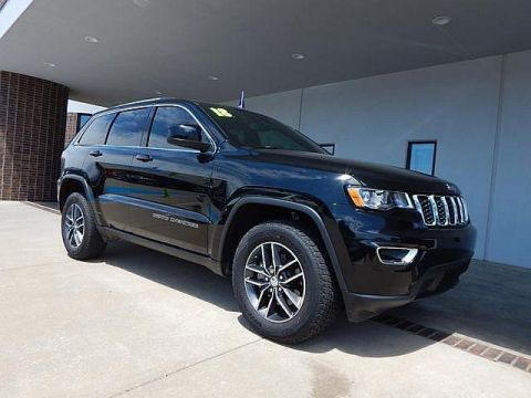 Pre-Owned 2018 Jeep Grand Cherokee Altitude | BOB HOWARD DODGE 405-936-8900 | CPO | LOW MILES