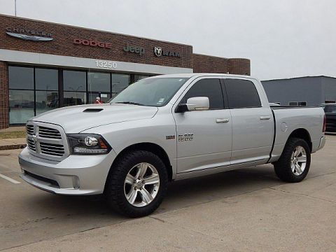 Pre-Owned 2016 Ram 1500 Sport BOB HOWARD DODGE 405-936-8900