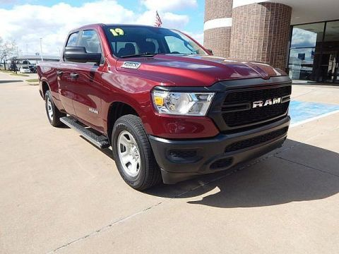 Pre-Owned 2019 Ram 1500 Tradesman | BOB HOWARD DODGE 405-936-8900 | CPO