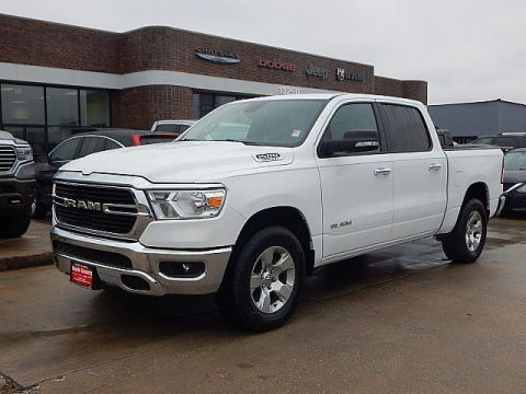 Pre-Owned 2019 Ram 1500 Big Horn/Lone Star | BOB HOWARD DODGE 405-936-8900