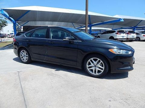 Pre-Owned 2015 Ford Fusion SE SP Honda 918-491-0100