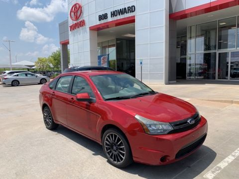 Pre-Owned 2010 Ford Focus SES***CALL BH TOYOTA**405-936-8600**