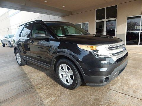 Pre-Owned 2014 Ford Explorer Base | ONLY AT BOB HOWARD ACURA CALL TODAY AT 405-753-8770!|