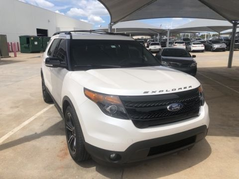 Pre-Owned 2015 Ford Explorer Sport-CALL BOB HOWARD TOYOTA AT 405-936-8600!!