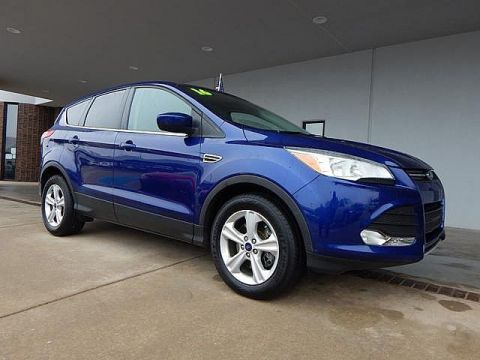 Pre-Owned 2016 Ford Escape SE | BOB HOWARD DODGE 405-936-8900 | BLUE TOOTH