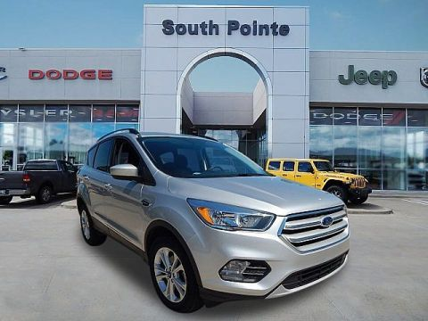Pre-Owned 2018 Ford Escape SE | CLEAN CARFAX | 1 OWNER | SOUTH POINTE CJD