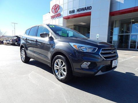 Pre-Owned 2017 Ford Escape SE**CALL BH TOYOTA**405-936-8600**