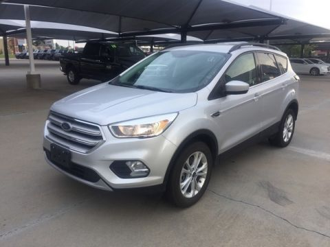 Pre-Owned 2018 Ford Escape SE | SOUTH POINTE CJD