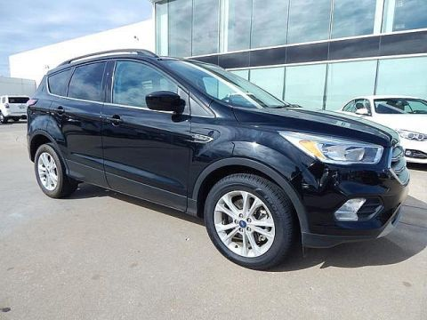 Pre-Owned 2018 Ford Escape SE**ALL WHEEL DRIVE AND MORE!**