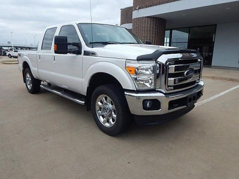 Pre-Owned 2016 Ford Super Duty F-250 SRW Lariat | BOB HOWARD DODGE 405-936-8900 | LEATHER | NAV | TOW PACKAGE